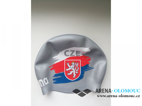 Moulded Cap Czech Flag